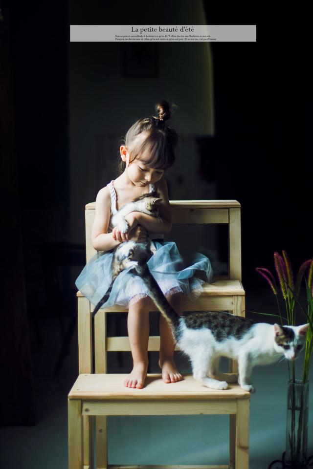 仅用一扇窗户,在家就能拍出儿童质感大片
