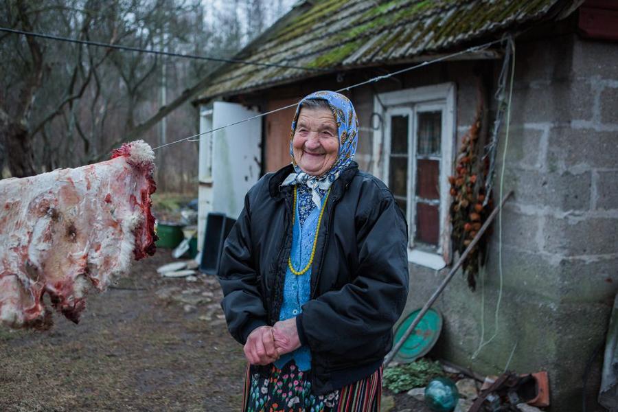 欧洲最后的母系社会